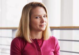 Marissa Mayer mantan CEO Yahoo
