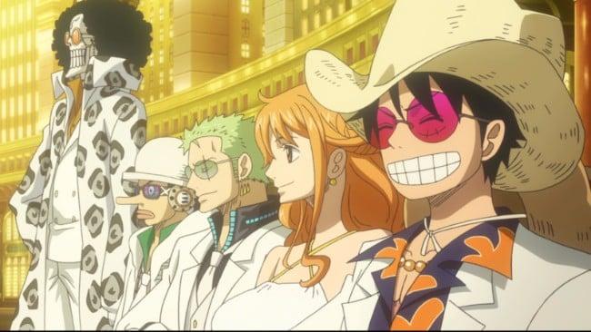 One Piece Film Gold DAFUNDA