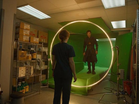 Doctor Strange 3 Sebelum Edit