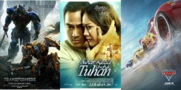 film layar lebar juni 2017