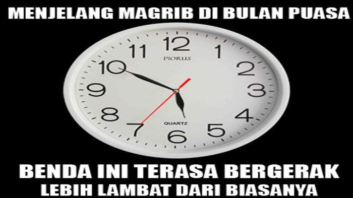 meme nunggu adzan maghrib 1