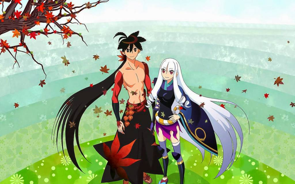 10 Anime action terbaik