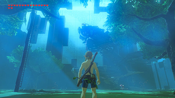 DLC Zelda: Breath of the Wild