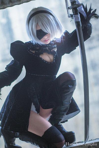 cosplay 2b 10