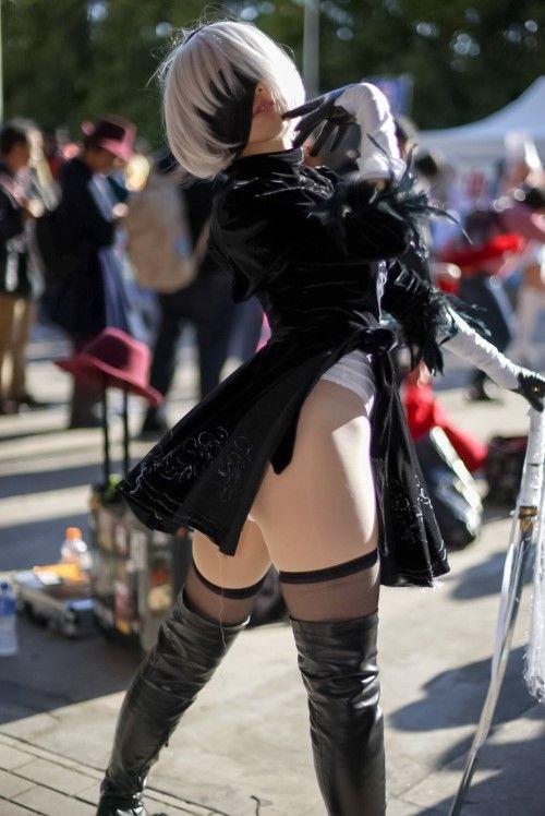 cosplay 2b 8