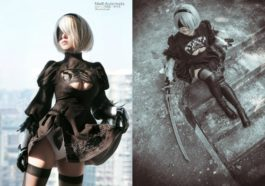 cosplay 2b nier automata