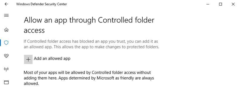 fitur terbaru di Windows 10 bikin kebal dari ransomware
