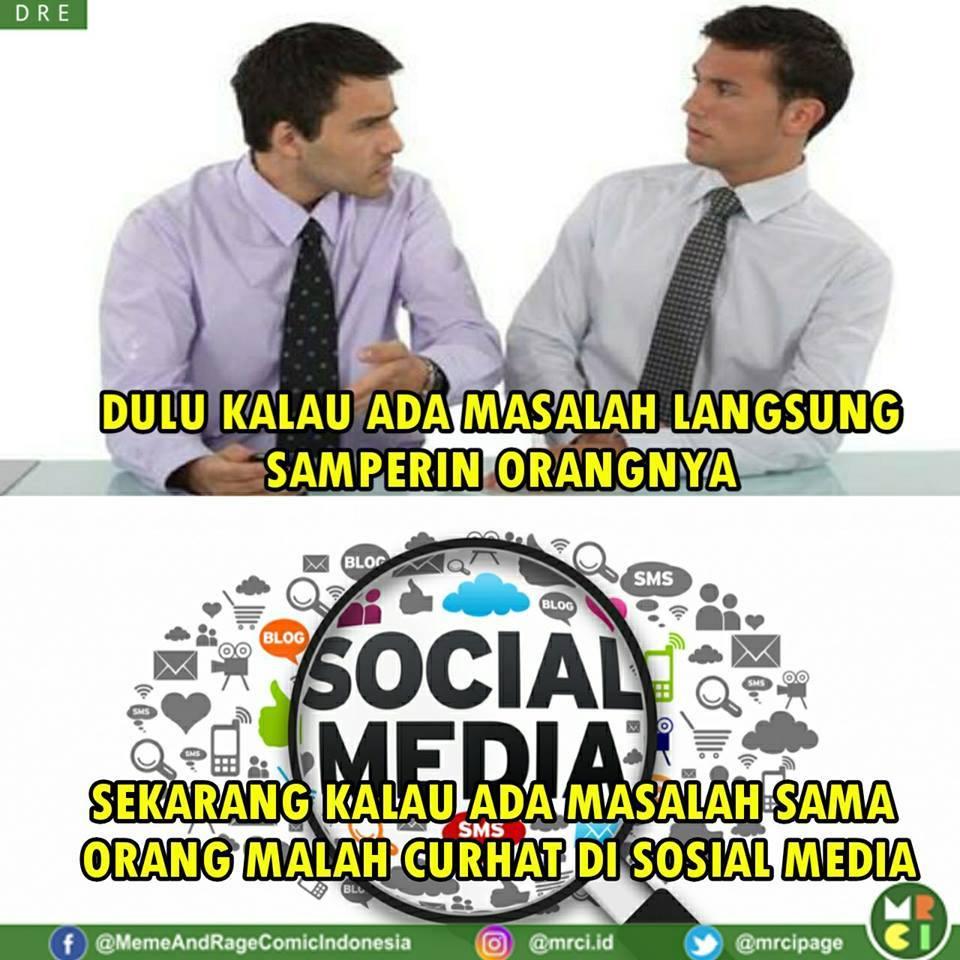 meme ironi media sosial 8