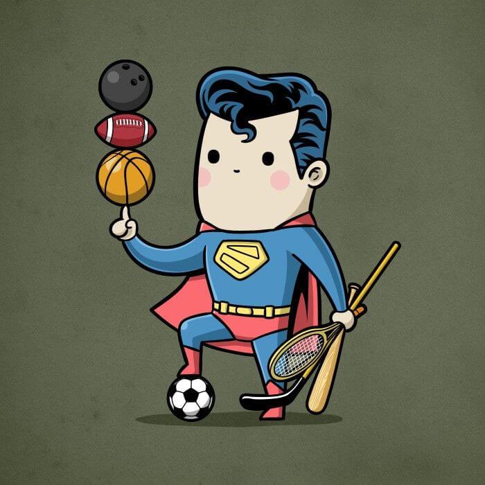 olahraga superhero 7