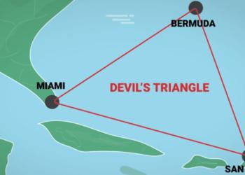 Apa Benar Segitiga Bermuda Ada