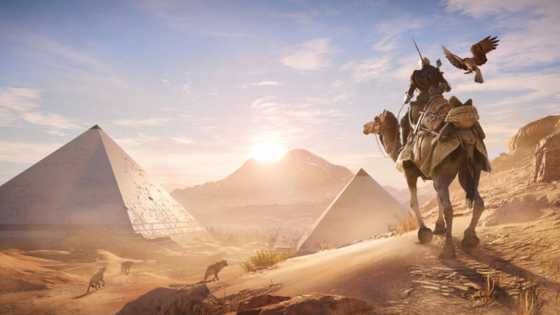 Assassin'sCreedOrigins Xbox One x