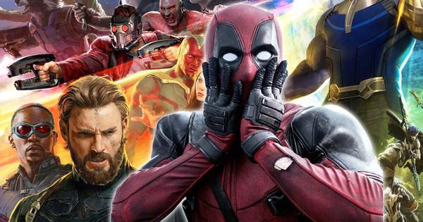 ryan reynolds deadpool avengers crossover