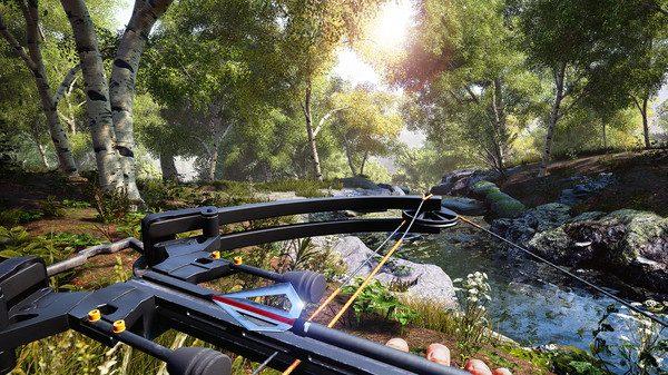 Game Hunting Simulator Denuvo CPY