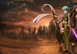 Game Swords Art Online Fatal Bullet 01