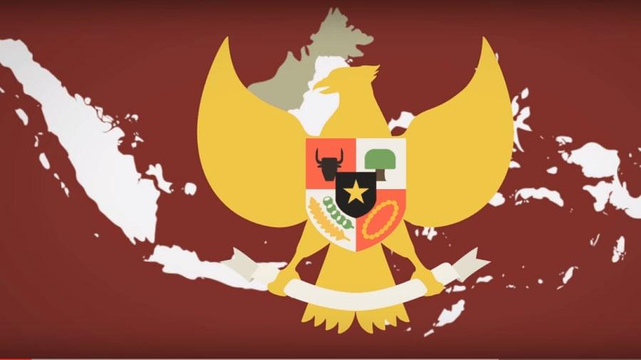siapa garuda yang ada di lambang Bangsa Indonesia