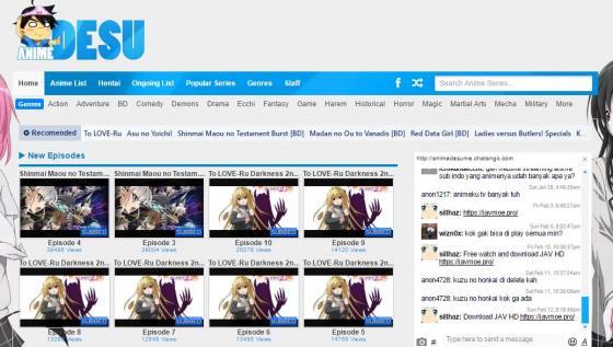20 situs nonton anime streaming