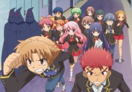 Anime Baka to test season 3 DAFUNDA