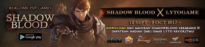 Event Lytogame Shadowblood