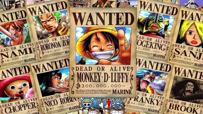 Pembajakan Manga One Piece Bounty DAFUNDA