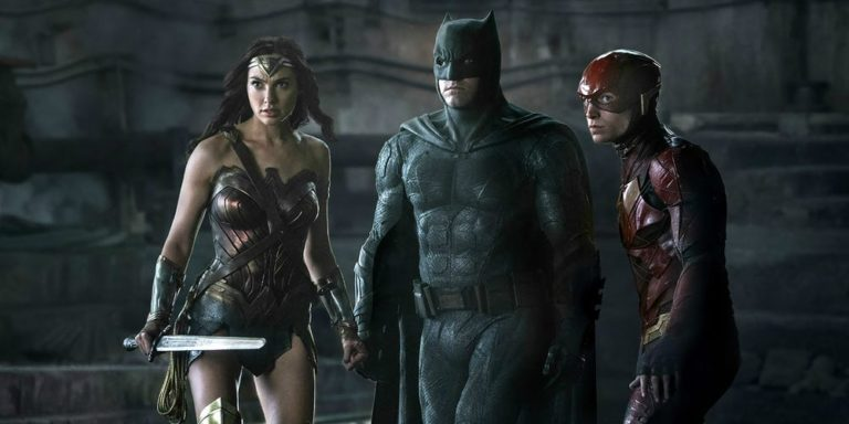 reaksi positif justice league
