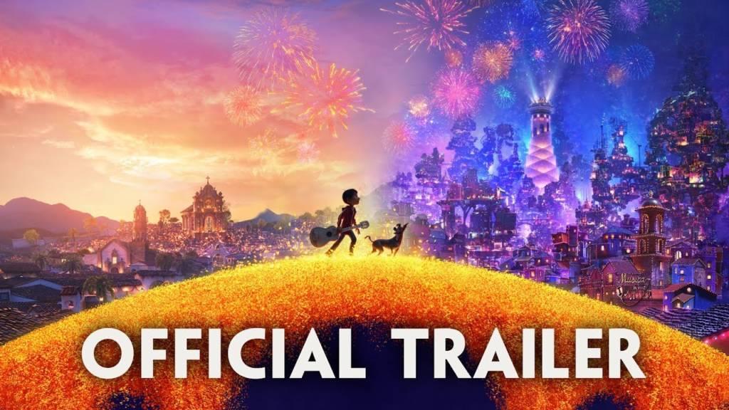 trailer coco pixar