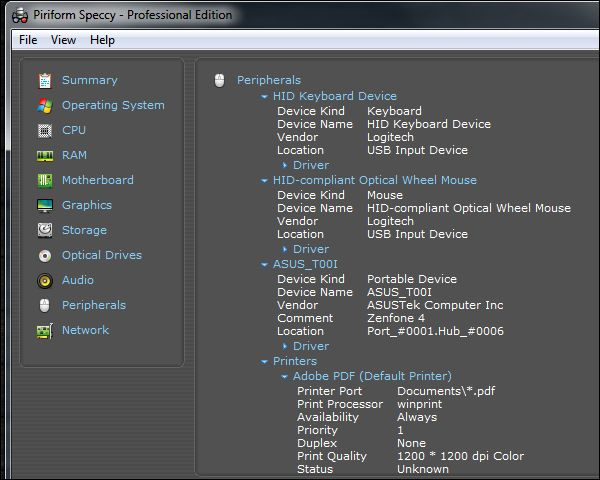 cara cek spesifikasi laptop lengkap