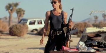 linda hamilton kembali di film terbaru terminator