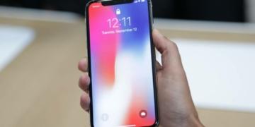 smartphone tiruan iPhone X