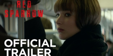 trailer red sparrow jennifer lawrence