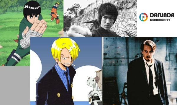8 Karakter Anime Yang Terinspirasi Dari Tokoh Di Dunia Nyata