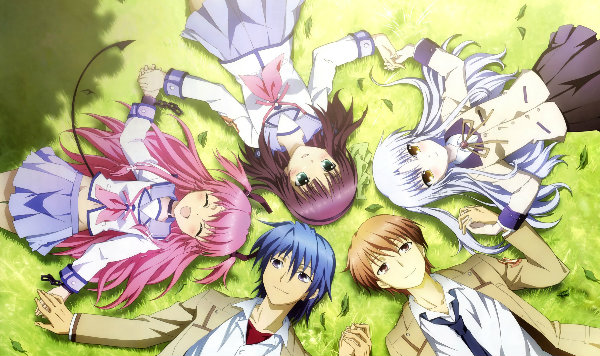 Angel Beats - Dafunda.com