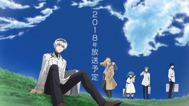 Anime Tokyo Ghoul Season 3 kapan tayang DAFUNDA