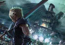 Final Fantasy VII Remake Wallpaper DAFUNDA