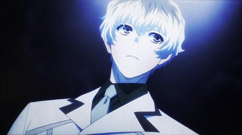 Haise Sasaki - Anime Tokyo Ghoul Re diumumkan