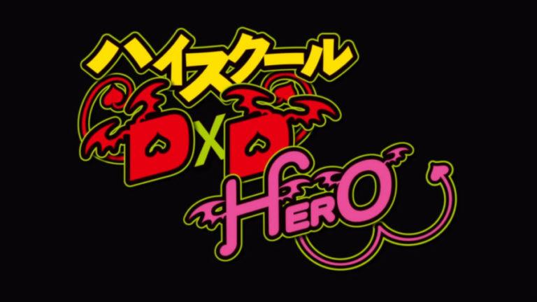 High Scool DxD Season 4 Dafunda Otaku