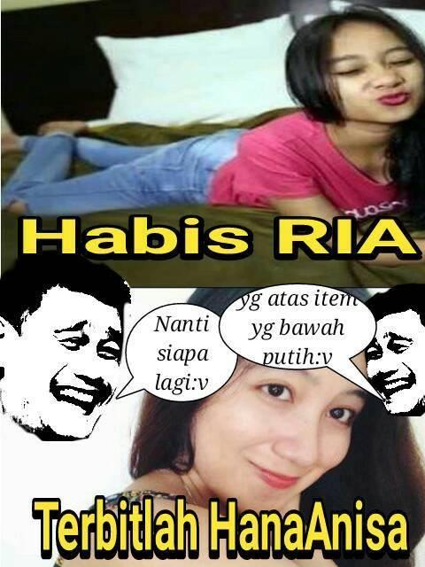 Meme Hanna Annisa Hot