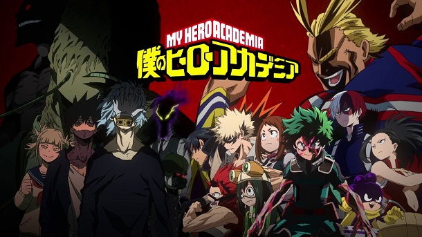 Pengumuman Adaptasi Musim Ketiga Boku no Hero Academia