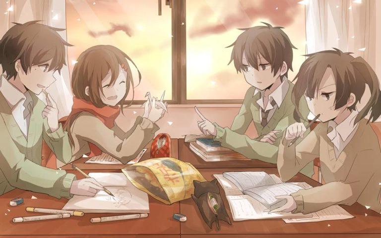 Rekomendasi Anime Dafunda Otaku