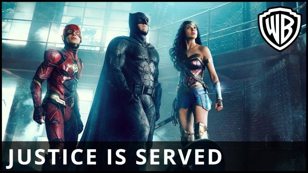 international trailer justice league
