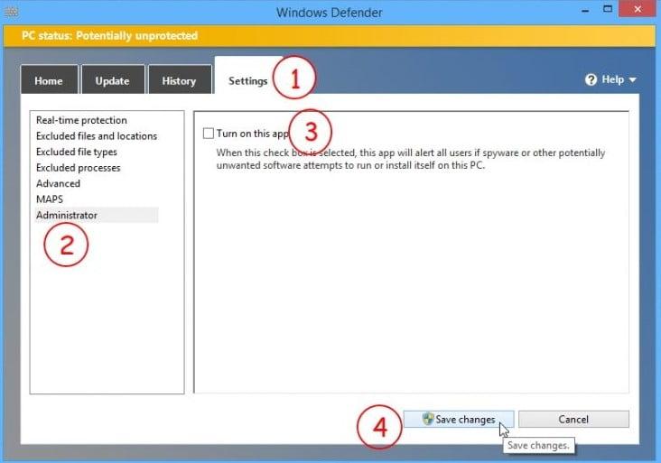 Cara matiin antivirus,cara mematikan antivirus windows