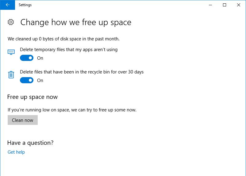 Cara Membersihkan Storage Otomatis Di Windows 10 Dafunda