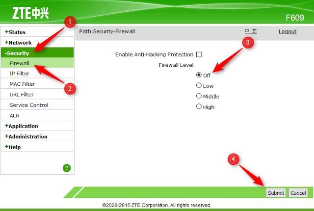 Cara Setting Modem ZTE Lengkap Dafunda (4)