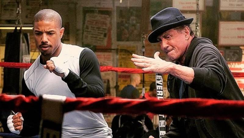 Creed 2 Jordan Stallone