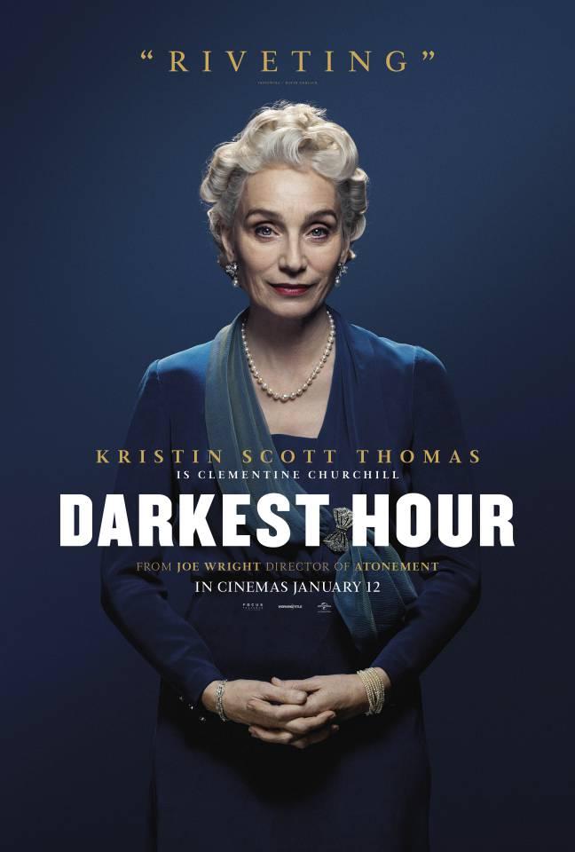 Darkest Hour Poster 2