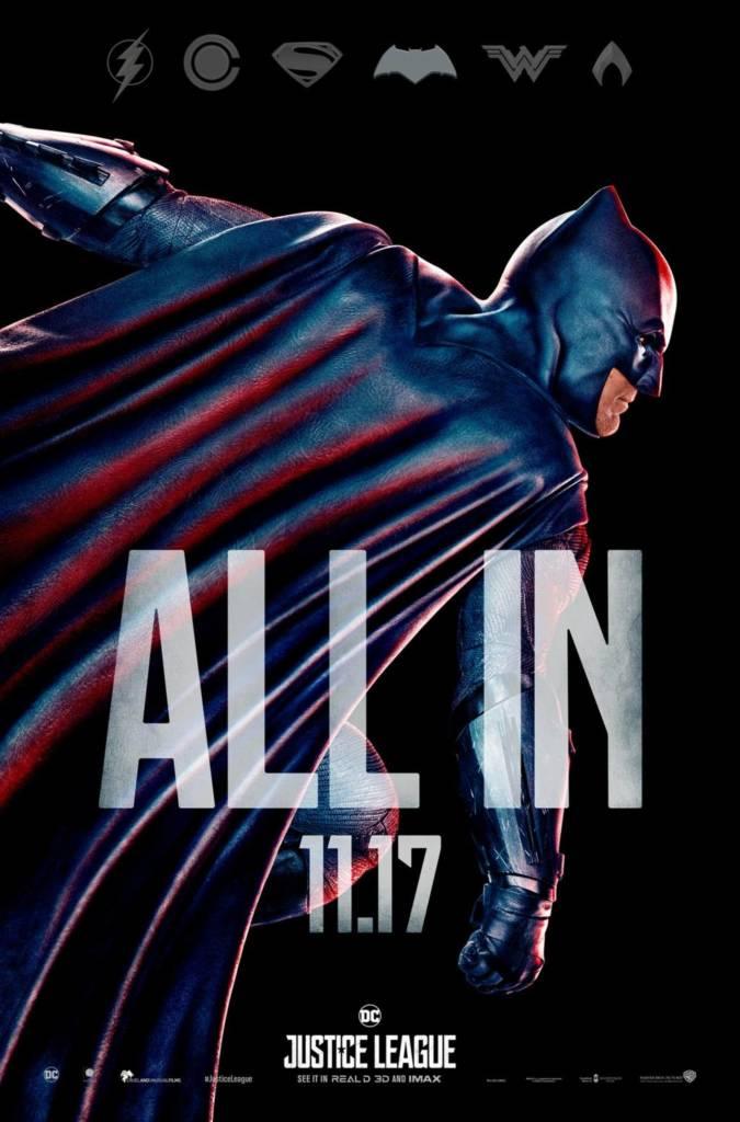 poster baru justice league 1