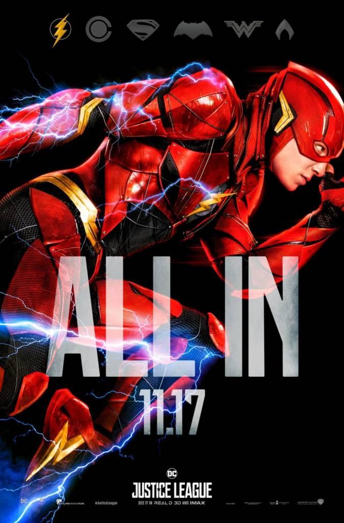 poster baru justice league 3