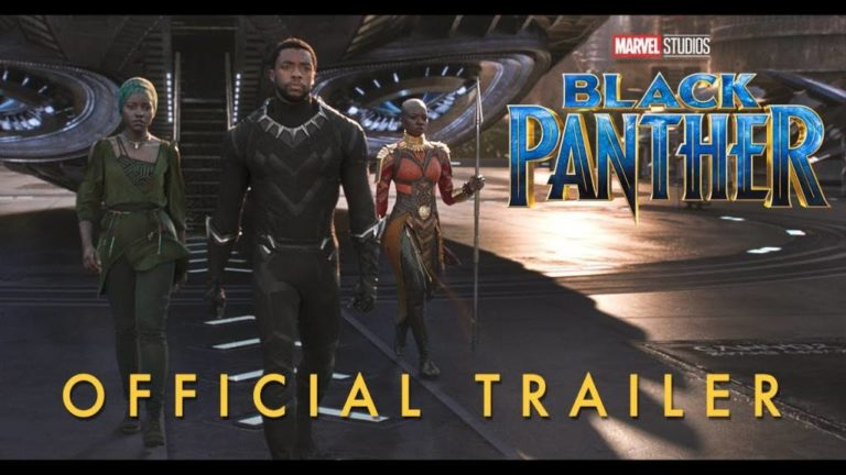 trailer black panther