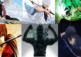 10 Karakter Anime Pengguna Pedang Terbaik Dalam Sejarah