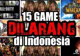 15 Game Yang Terancam Diblokir Oleh Pemerintah Indonesia Dafunda Com
