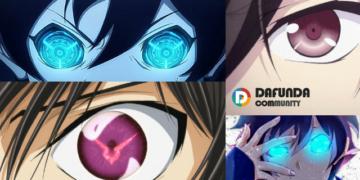 5 Mata Karakter Anime Dengan Kemampuan Yang Luar Biasa Dafunda Otaku
